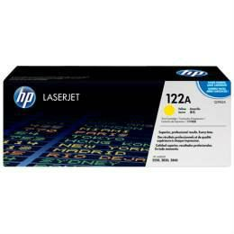 HP 122A YELLOW LASERJET TONER CARTRIDGE (Q3962A)