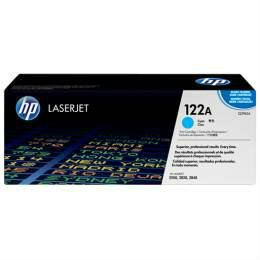 HP 122A CYAN LASERJET TONER CARTRIDGE (Q3961A)
