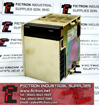 CQM1-PA206 OMRON PSU Power Supply Unit Supply & Repair Malaysia Singapore Thailand Indonesia Philippines Vietnam Europe