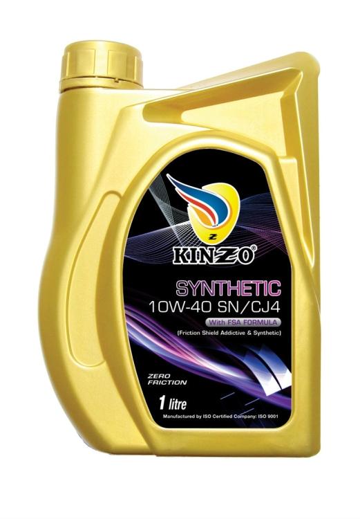 Kinzo Semi 10W-40 SN/CJ4 1L