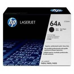 HP 64A BLACK LASERJET TONER CARTRIDGE (CC364A) - COMPATIBLE TO HP PRINTER LASERJET P4014
