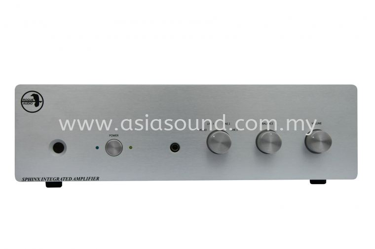 Sphinx Hybrid Integrated Amplifier Integrated Amplifiers Rogue Audio