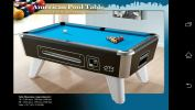 CM1 American pool table Billiard - Snooker and  Pool Tables