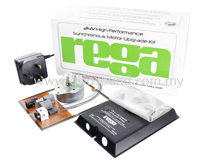 24v Motor Upgrade Kit Accessories Rega