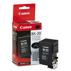 CANON BX-20 BLACK FAX INKJET CARTRIDGE