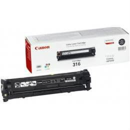CANON CARTRIDGE 316 (BLACK)