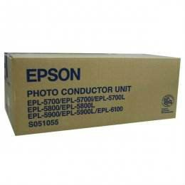 EPSON EPL-5700 EPL-5800 PHOTO CONDUCTOR (S051055)