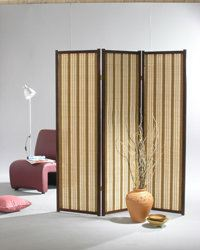 Bamboo Decorative Partition