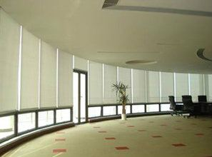 Roller Blinds Conference Room Roller Blinds