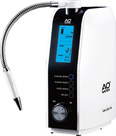 AO 503 Korean high-tech baked platinum and titanium 5 plates electrolysis chamber and ceramic membra