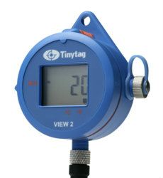 Tinytag View 2 Thermometer -    Datalogger Climatic / Environment Inspection