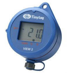 Tinytag View 2 TV-4500 Humidity Meter Climatic / Environment Inspection