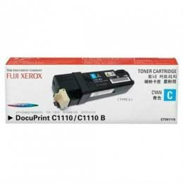 XEROX C1110 CYAN TONER CARTRIDGE (CT201115)