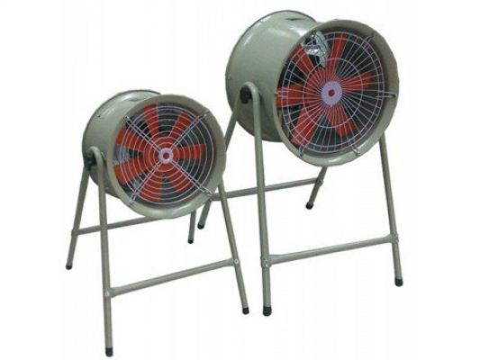 Portable Ventilator Fan With High Stand