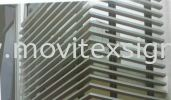 window strips line products  n polycarbonate  Production