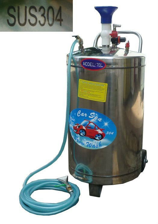 GW-STSS-70L Snow Wash Tank Cleaning Machinery