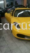 Ferrari F430 Car Leather Ferrari F430 Car Leather Seat