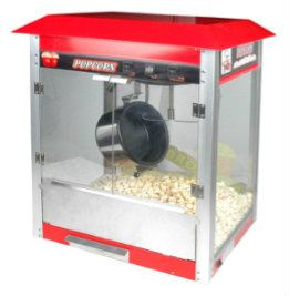 Electric Pop Corn Maker Food Machinery