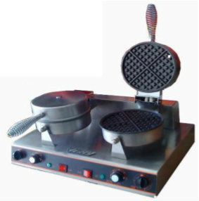 Waffer Cake Machine