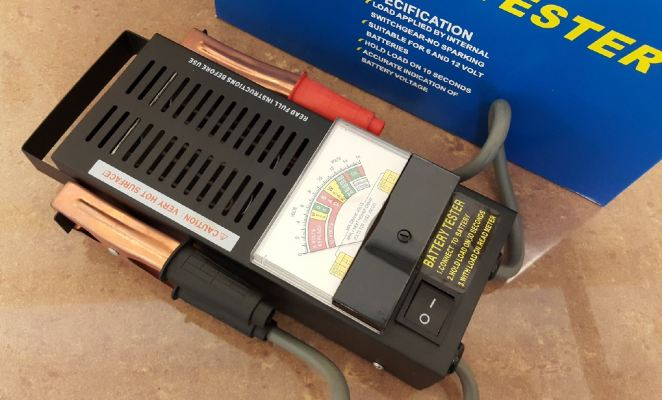 Battery Tester ID338373 ID31201