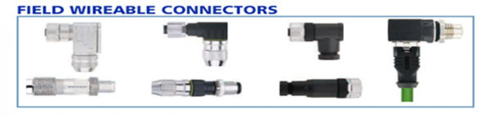Field Wireable Connectors