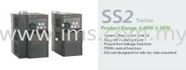 SS2021-1.5K Shihlin Electric Vector Control Inverter  Inverter Controller