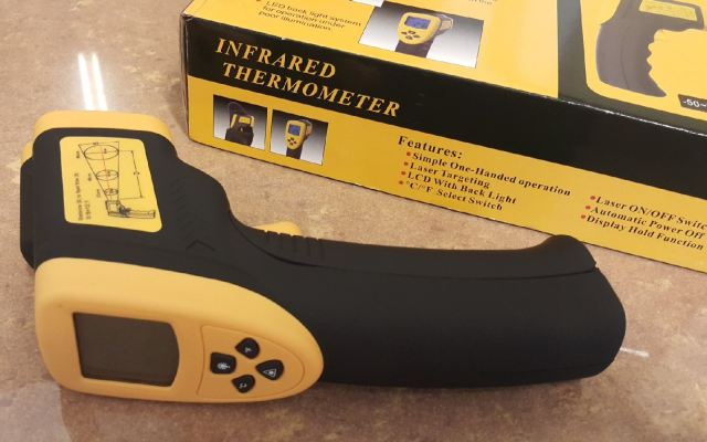 Infrared Thermometers ID668386 ID30956