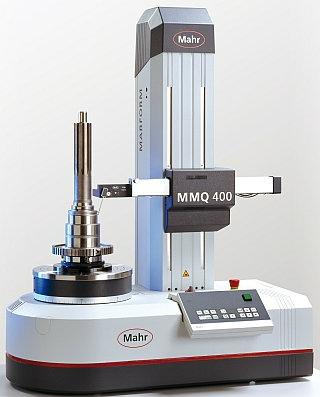 Mahr Metrology - Desktop Formtester MMQ 400 Formtester Dimensional Metrology System