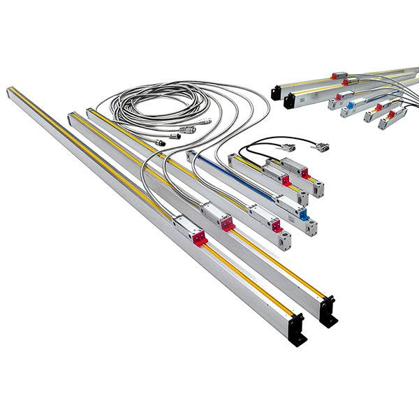 Sinpo - Linear Scale & DRO Precision Length Measuring Systems Dimensional Metrology System