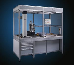XP 20 MarWin Surface Texture Measuring Instruments Dimensional Metrology System