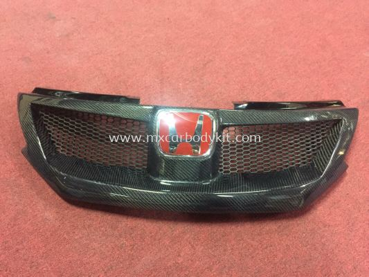HONDA CITY 2014 CARBON FRONT GRILLE