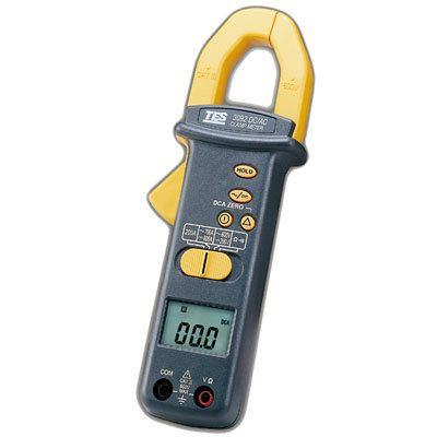 DC/AC Clamp Meter TES-3092 Clamp Meter Electrical Inspection