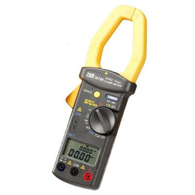 Power Clamp Meter TES-3079K Power Clamp Meter Electrical Inspection