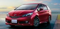 TOYOTA WISH 2012 FACELIFT TOYOTA CAR AIRCOND SERVICE