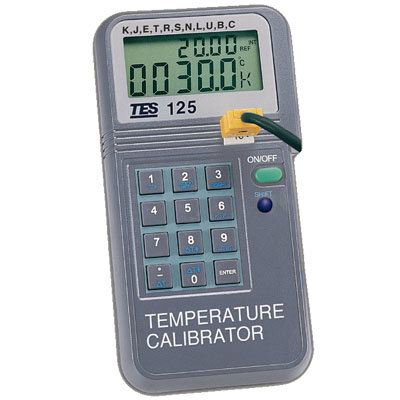 Temperature Calibrator Prova-125