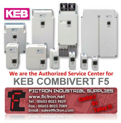 07F5A1D-2BDA KEB COMBIVERT F5 Inverter Supply & Repair Malaysia Singapore Thailand Indonesia Philippines Vietnam Europe & USA