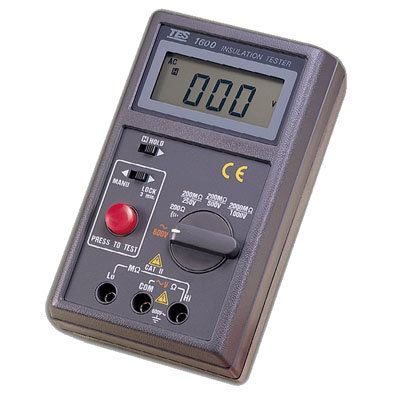 Insulation Tester TES-1600