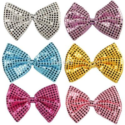 Large Sequins Bowtie - 2330 0110