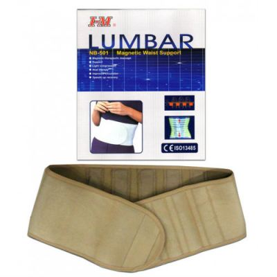 IM Lumbar Magnetic Waist Support