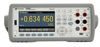34460A Digital Multimeter, 6 Digit, Basic Truevolt DMM