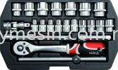 Yato Sockets Set YT-3856 Hardware Tools