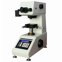 Bench Hardness Tester - Vickers - TIME6301 Digital Micro Vickers Hardness Tester Destructive Testing System - Hardness Tester Material Testing