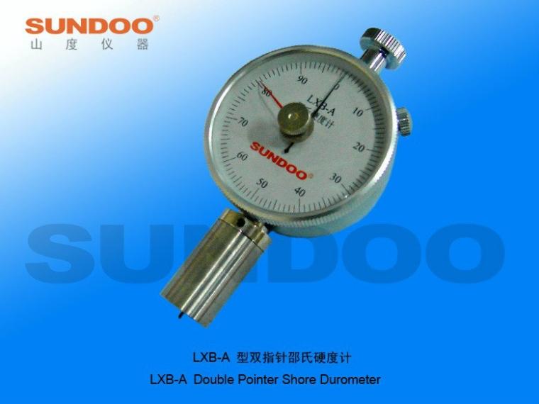 Sundoo - Shore Durometer - LXB-A Destructive Testing System - Hardness Tester Material Testing