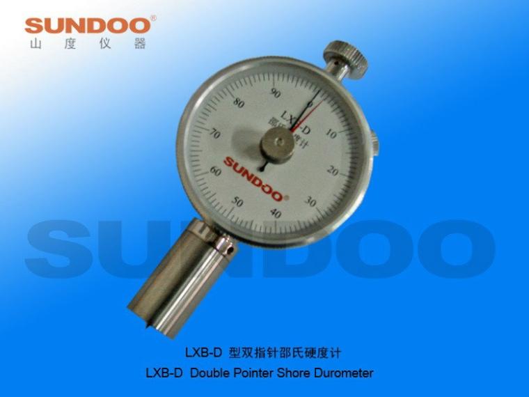 Sundoo - Shore Durometer - LXB-D Destructive Testing System - Hardness Tester Material Testing