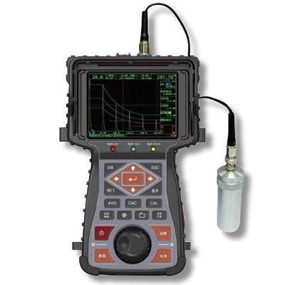 TIME - TUD500 Ultrasonic Flaw Detector Non-Destructive Testing System - Ultrasonic Testing Material Testing