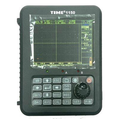 Ultrasonic Flaw Detector - TIME 1150 Ultrasonic Flaw Detector