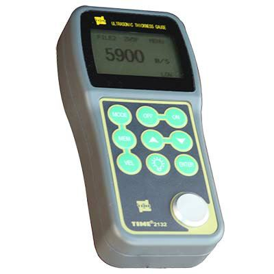 Ultrasonic Thickness Gauge - TIME2132 Ultrasonic Thickness Gauge