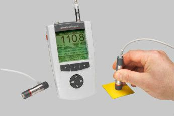ElektroPhysik - Digital Coating Thickness Gauges - MiniTest 7400