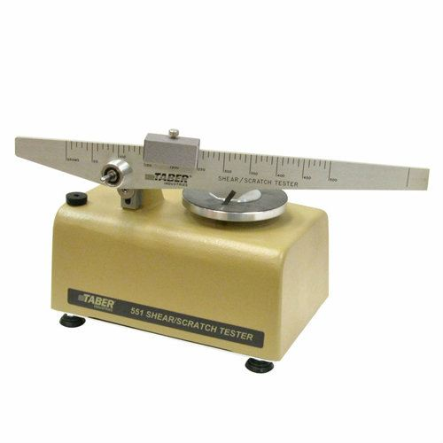 TQC sheen - Abrasion Testers - Taber Shear Scratch Tester Paint Strength Testers Coating / Paint Testing