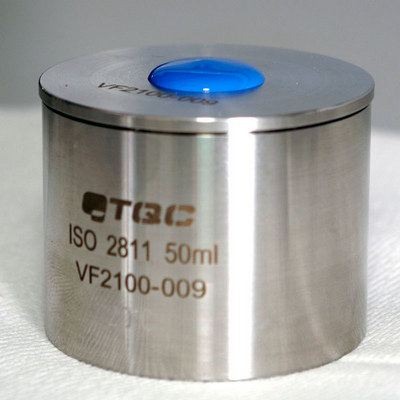 TQC sheen - Specific Gravity Cup ISO 2811 Din 53 217 ASTM D 1475